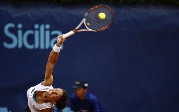 TENNIS-ITALY-WTA-PALERMO