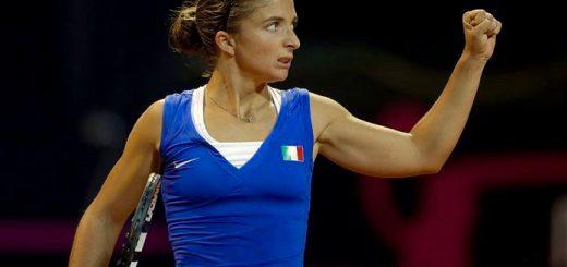 Sara-Errani-Fed-Cup-Dubai-Championships-Title-2017-withdrawal-injury