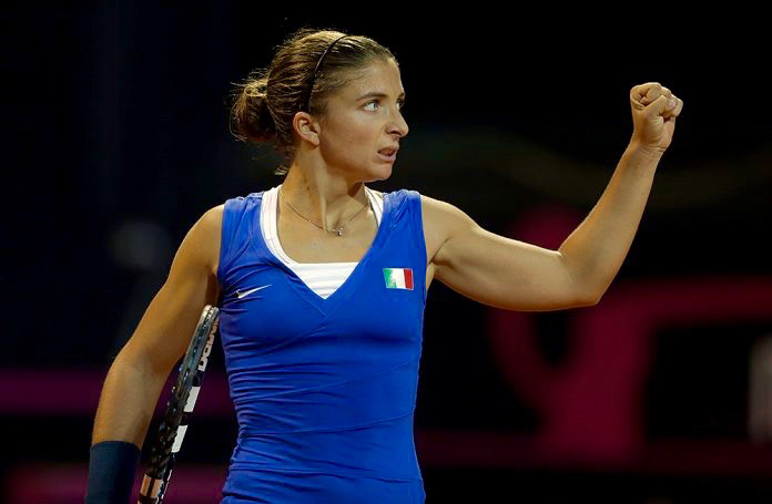 Sara-Errani-Fed-Cup-Dubai-Championships-Title-2017-withdrawal-injury
