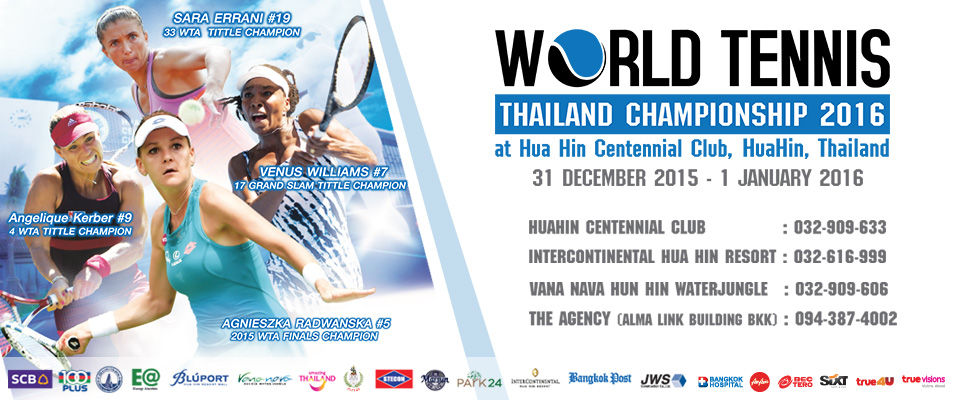 word-tennis-thailand-championships-2016-errani-radwanska-kerber-williams