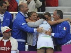 Australia Italy Federation Cup Tennis