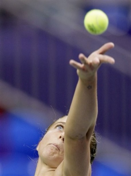 Russia Italy Tennis Fed Cup