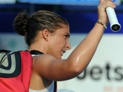 TENNIS-WTA-THA-ITA