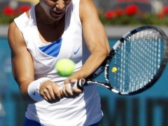 TENNIS-WOMEN/MADRID