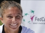 2016 Fed Cup: SPA v. ITA