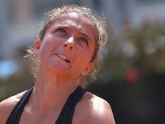 Tennis Internazionali BNL, Sara Errani vs Heather Watson